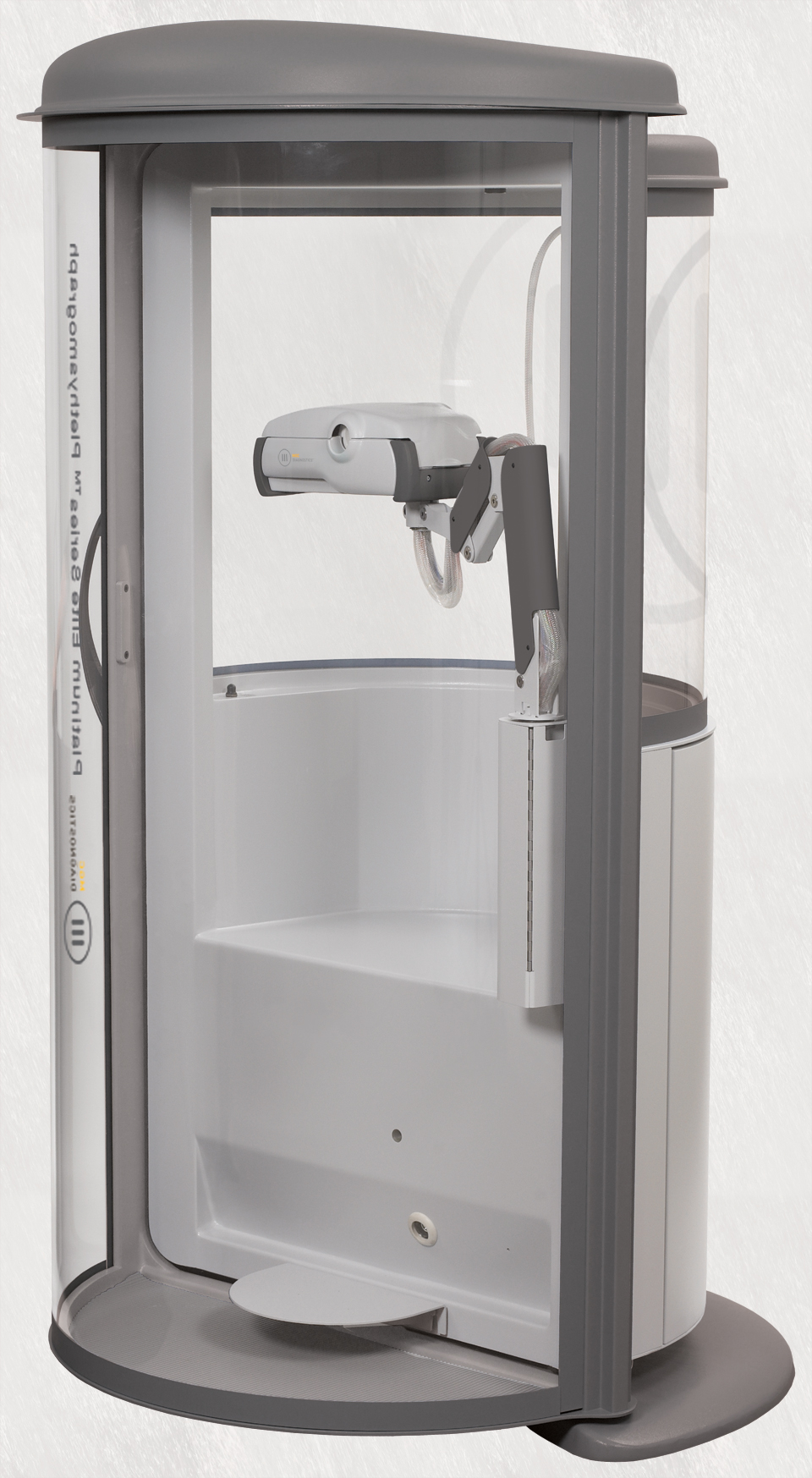 Platinumelitertd Sideview on Respiratory Flow Sensors