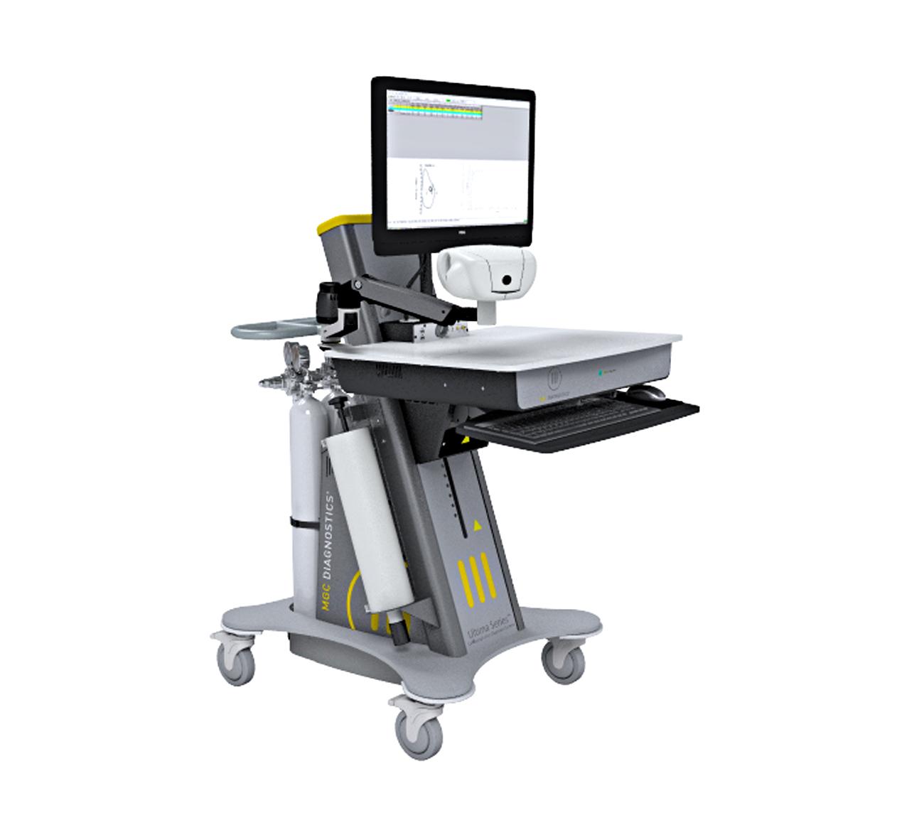 Pulmonary Function Test - MGC Diagnostics